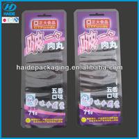 high temperature resistance vacuum bag