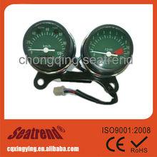 2013 new product CG125 motorcycle speedometer meter