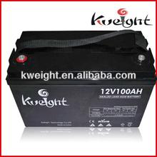 OEM manufacturer Long Life Lead acid Battery rechargeable Battery maintenance-free 12V 100AH battery