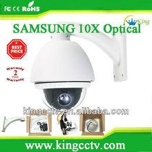 h.264 network dvr video surveillance system: HK-SV7110NET