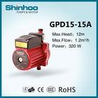 15-15A GPD Shinhoo Intelligent Booster Pump