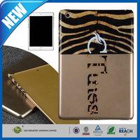 C&T Plastic zebra design Smart Cover For Ipad mini,for mini ipad cover
