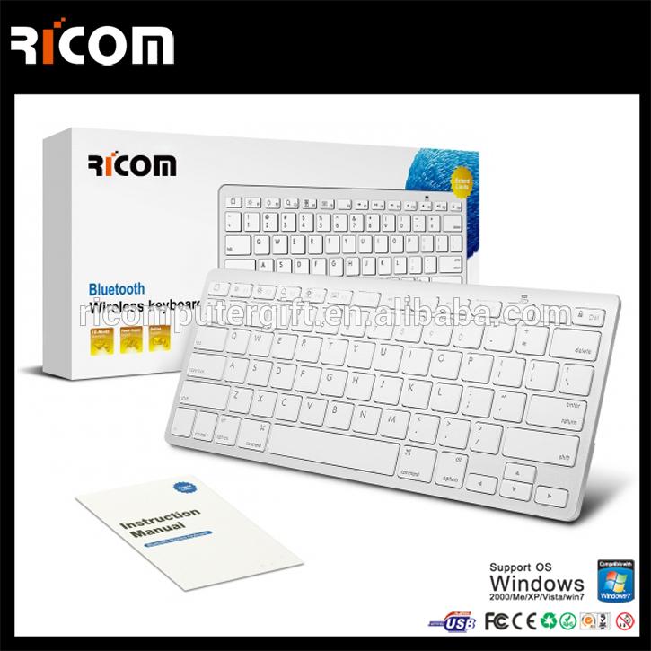 laptop bluetooth high quality computer keyboard