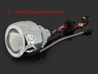 hid bi-xenon projector len kit headlight motorcycle