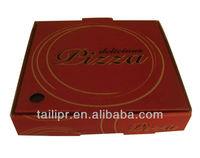 <Factory>High quality pizza box / pizza packing box / hot food box *PB20130517-9