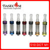 New hot 2014 electronic cigarette atomizers 510 dual coil tank