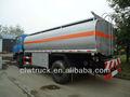 venda quente 153 dongfeng caminhão tanque de combustível dimensões vendas no peru