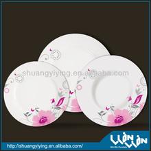 18pcs ceramic dinner set WW130062-4
