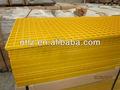 bonne performance en fibre de verre renforcée feuille de polyester