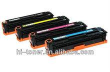 CE320A/321A/322A/323A for hp CM1415/CP1525 color toner cartridges