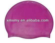 3D form Fashion unique silicone ear swim cap with OEM service available