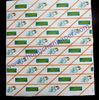 hamburger packaging paper, greaseproof paper, food grade rice wrapper