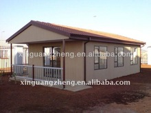 Light steel structure prefabricated hotel