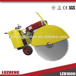 Advanced new design LZ series mini diesel engine concrete cutter