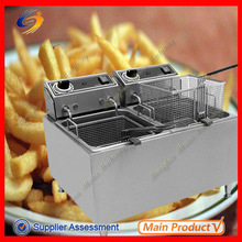 60 commercial deep fryer for fried chicken