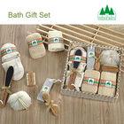 Bath Gift Set In Basket
