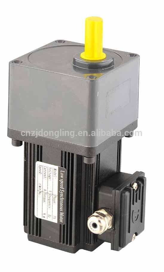 6GU 90TYD-S60 Gear Reduce Motor