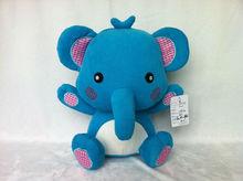 2014 plush toy elephant blue