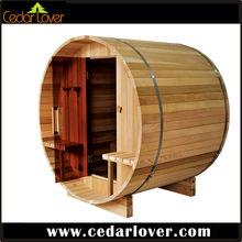 Indoor glass room finland sauna