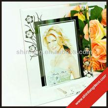 hot sale glass photo frame manufacturer