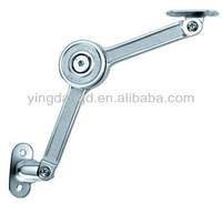 Furniture cabinet flap stay hinge/cabinet door flap stay/gas support