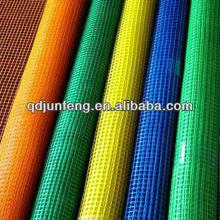 75g 1*50m 5*5 silicone coated strengthening fiberglass mesh