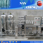 complete drinking water production plant