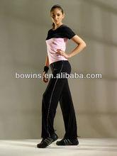 ladies classic jogging shirts,sport wear,outdoor wear