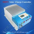 solar battery charger 48v 36v 24v 12v, MPPT solar charge controller ET6415N