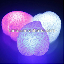 Battery Control heart-shape LED Floating Light Wholesales