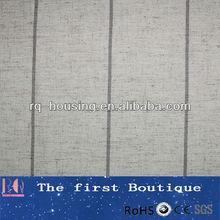 candy stripe fabric home textile sofa fabric european linen fabric RQ-M56