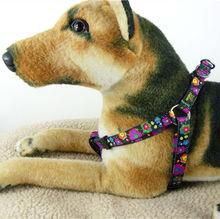 Soft nylon dog harness dog body vest
