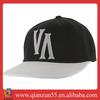 2013 fashion custom-made embroidered blank snapback hats wholesale