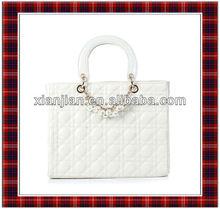 Ablibaba Lady's Handbag, Korean Handbag, OEM Patent Leather Handbag (BCC027)