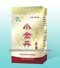Xiao Jin Dan Capsule (anti cancer / Goiter / thyroid neoplasm / Lymphoma )