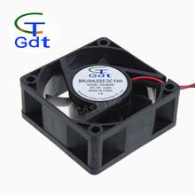 "2.36"" 60X25MM 60MM 6CM DC 12V Computer 60X60X25MM Cooling Fan"