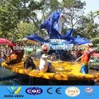 Zhengzhou Win Win Great fun amusement rides Mr shark water park games for kids