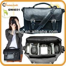 GW4031 girls designer slr camera bag retro leather