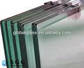 de alta calidad personalizados de seguridad templado de vidrio con borde de molienda