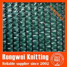 uv stabilized dark green sun shade netting ( manufacturer )