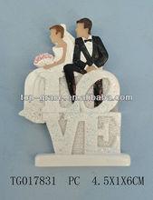 Love unique wedding favors