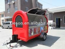 mobile food carts/food car with crepe maker
