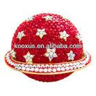 Crystal Planet Brooches and Hijab pins
