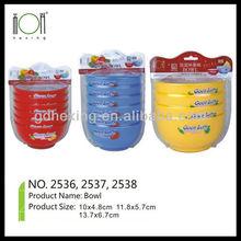 Cheap Wholesale Plastic Fruit Bowls