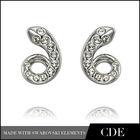 2013 CDE Wholesale hot sales snake earring
