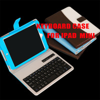 7.9 inch tablet case for ipad mini case with keyboard wireless