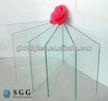 alta qualidade de 3mm vidro float fábrica fornecedores com o ccc e ce padrão