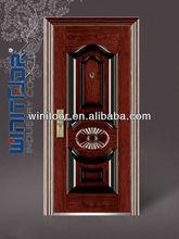 Hotel Single Steel Door (WNT-ST344)