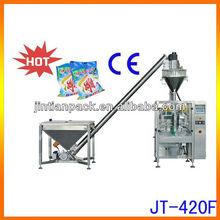 Coffee/milk powder/detergent powder/flour/washing powder packing machine of JT-420F
