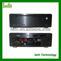 Iwill HT80 USB 3.0 Mini HTPC Case With DVD-RW New Version